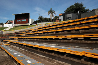 Leichhardt Oval is a step closer to receiving a makeover.