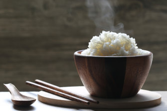 Research has found instant rice contains up to 13 milligrams of microplastics in every 100 grams.