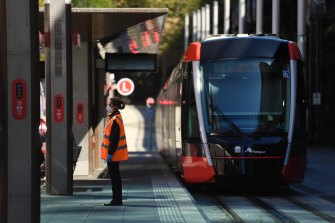 There is a push to provide free public transport on certain days to encourage people to return to the CBD.