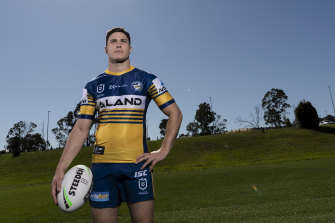 Mitchell Moses is set to benefit from a tutorial from former coach Warren Ryan.