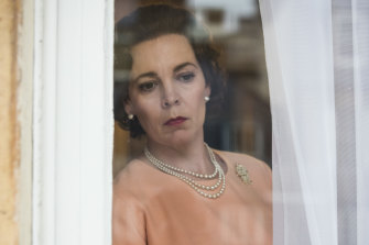 The isolation of Queen Elizabeth is one of the dominant themes of The Crown.