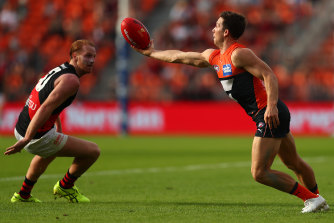 GWS reassert themselves over Dons