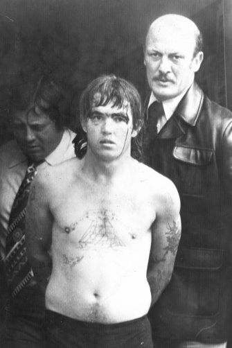 Denning in 1977.  In April 1980, he escaped Grafton Gaol hidden in a garbage bin.