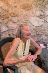 Sally Razelou at Sparoza