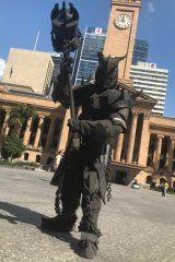 Wrath hits King George Square.