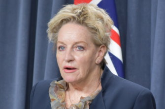 WA Regional Development minister Alannah MacTiernan.