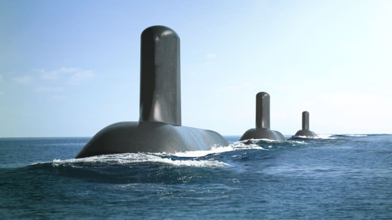 Naval Group has been contracted to build 12 new submarines for Australia in a $50 billion program.