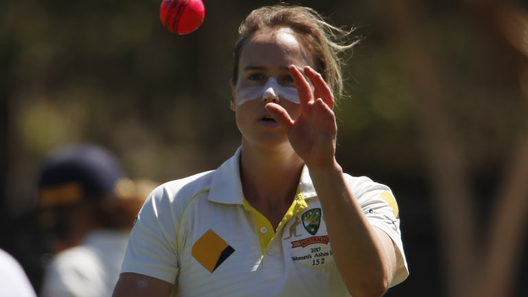 Ellyse Perry is in favour of more multi-format series.