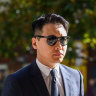 Chinese movie star and producer found not guilty of raping woman in a Sydney hotel