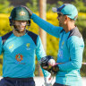 Warner, Smith back training after bugs but may miss NZ match