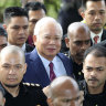 Fresh round of money laundering charges for Najib Razak