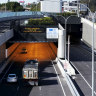 More motorists than forecast opt for Sydney's new M4 tunnels