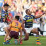 Broncos out to ease pain of heavy Parramatta loss