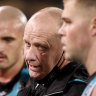 Port and Crows flying east to play Pies and Hawks, Saint Marshall out
