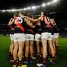 'Fight for a spot in the eight': Bombers have turned things around in 2021