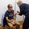 Victoria's political leaders get jabbed, but some MPs remain unvaccinated