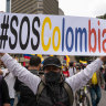 Colombia, strained by pandemic and poverty, explodes in protest