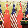 'A new cold war': China hawks have built a cosy nest in the White House
