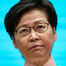 Hong Kong leader urges parents to spy on teens, as bomb plot emerges