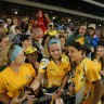 Matildas to bring international sport back to Sydney with Brazil series confirmed for October