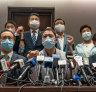 Hong Kong's pro-democracy lawmakers resign en masse as Beijing quashes opposition