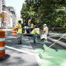 'Road diet': New York rethinks the monopoly cars have on streets