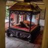 Vietnam embalms a sacred turtle, Lenin-style