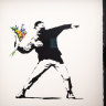 Banksy is 'trying to backdoor copyright' with trademark, lawyer says