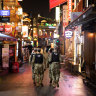 Seoul's virus detectives comb data to solve dance floor infection mystery
