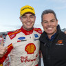 McLaughlin rides his luck to pass Lowndes' race win record