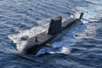 The Australian submarines may use technology from the British Astute class vessels.