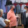 Rebel Berwick retailer vows to keep opening his menswear shop