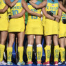 'Good to be back': Lynch regains Hockeyroos place, Morgan misses out again