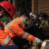 The medics defying authorities to secretly treat Hong Kong protesters