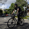 Support for cycling fails to bridge Sydney divide over loss of car parks