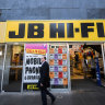 JB Hi-Fi sales jump in pandemic thanks to work at home and leisure boom