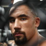 Whittaker and Adesanya on course for dream UFC bout