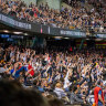 Crowds will begin returning to the NRL next week.