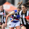 Collingwood harness 'nervous tension' ahead of Southern Saints clash