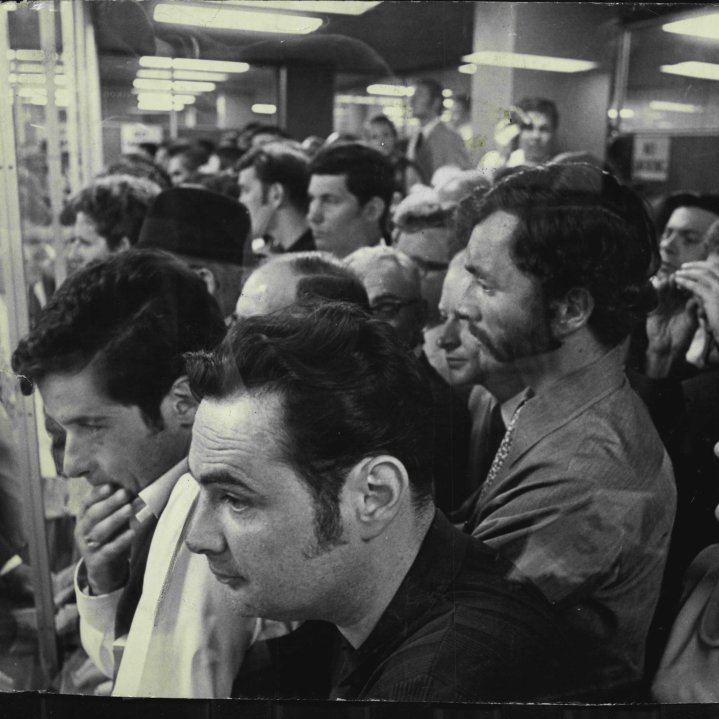 Not the race that stopped the nation, but the stock market on the last trading day of 1969, when  Poseidon shares touched $214.