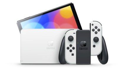 Nintendo refines its revolutionary Switch console