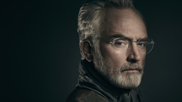 He may be a creep, but Commander Lawrence (Bradley Whitford) asks the question many viewers want answered.
