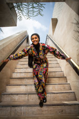 Muslim model Halima Aden will star in Thursday's annual show for The Iconic, which is also launching a 'modest fashion' edit in 2020.