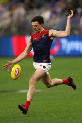Jake Lever is a vital piece of Melbourne's premiership puzzle.