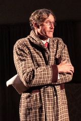 Dion Mills as Henry Carr.