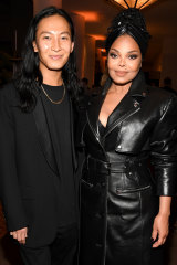 Fashion designer Alexnder Wang, whose celebrity friends include Janet Jackson, has denied allegations of sexual assault by several models.