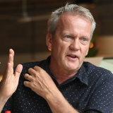 Finnish education expert Pasi Sahlberg is an advocate of learning through play.