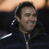 Brad Scott is one option in the frame for the Collingwood coaching position.
