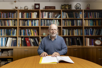Australian National University Professor Alan Welsh is among Australia's most-respected statisticians.