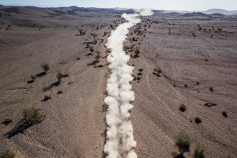 The Dakar Rally is one of the most gruelling motorsport events in the world.